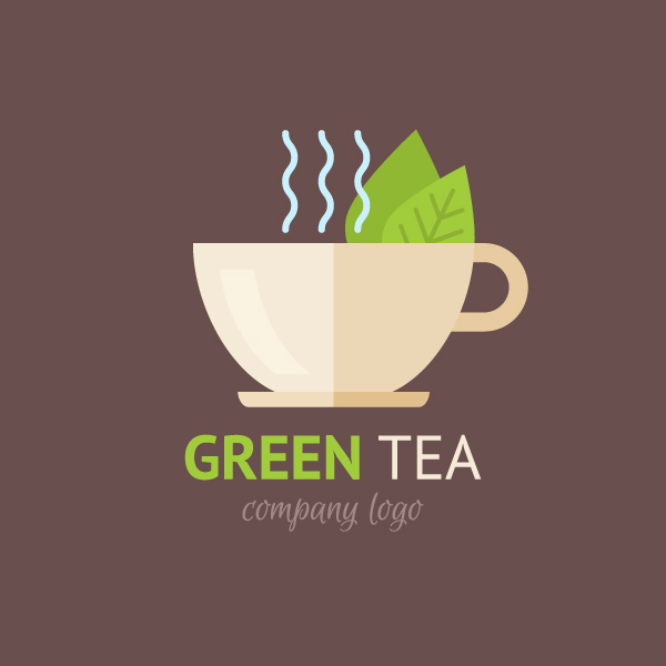 Design a Flat Teacup Logotype in Adobe Illustrator