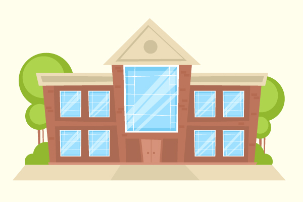 Create a Fancy Cartoon Building in Adobe Illustrator