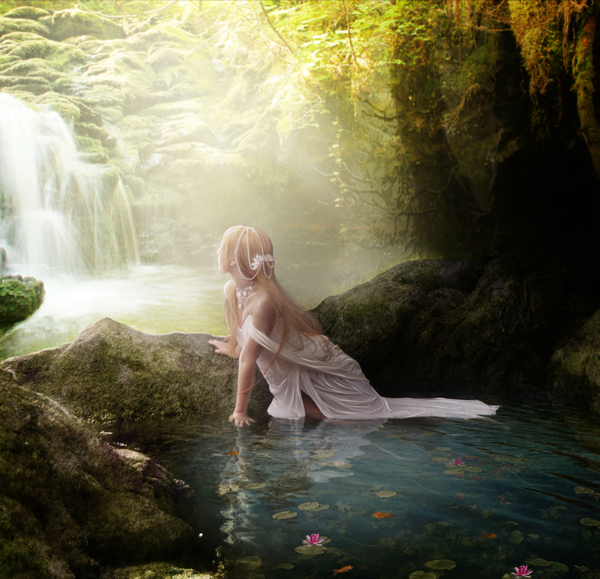 ow to Create an Outdoor Fantasy Manipulation in Photoshop