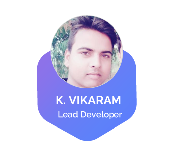 K. Vikram is a seasoned developer with a long experience both in frontend and backend development. He has been working with wordpress, Joomla, Magento, Angular, Java, Core java  since 2002. Vikram is a team player.