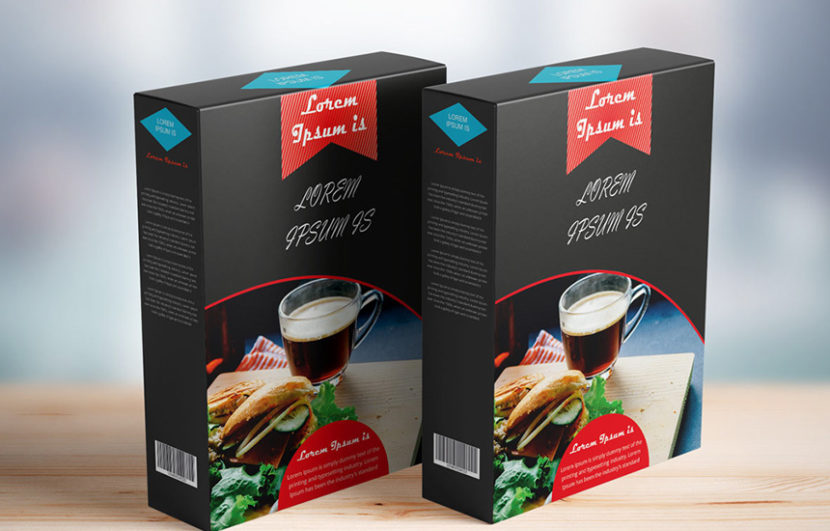 How to Design a food package in CorelDraw
