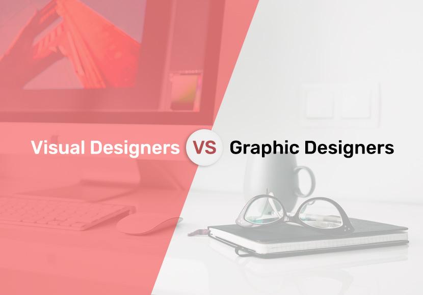 विजुअल डिजाइनर और ग्राफिक डिजाइनर में काया अंतर है - और कौन क्या क्यों करता है?