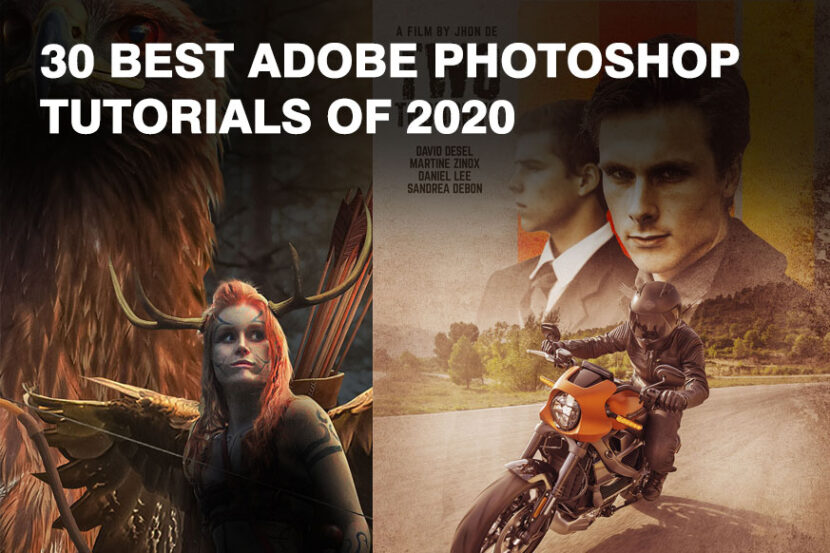 30 Best Adobe Photoshop Tutorials Of 2020