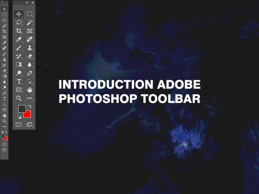 Introduction Adobe photoshop Toolbar