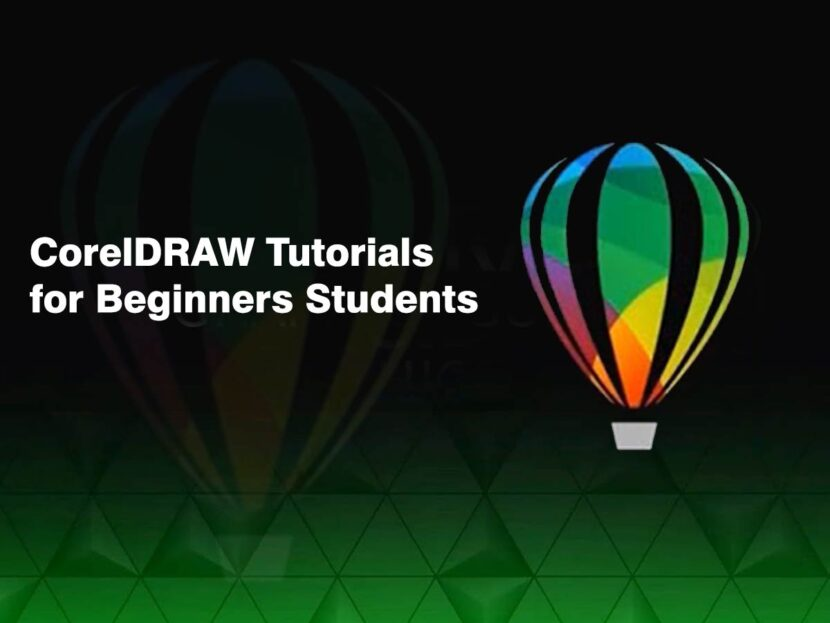 CorelDRAW Tutorials for Beginners Students