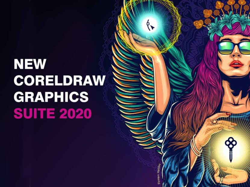 New CorelDRAW Graphics Suite 2020